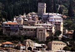 Athoszi kolostorok