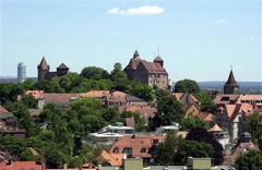 Nürnberg, Vár